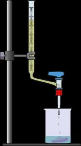 Ein Titrationsverfahren um die Wasserhärte bestimmen zu können