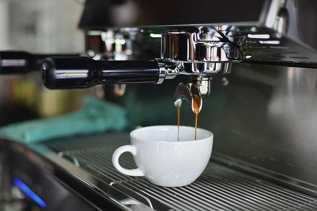 Ionenaustauscher, welcher oft in Kaffeemaschinen zum Einsatz kommt