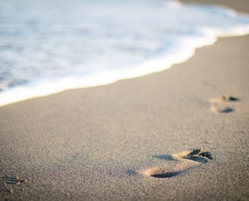 Meerwasserentsalzung - Strand