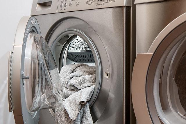 Wasserhärte hat oft negative Auswirkungen auf die Waschmaschine
