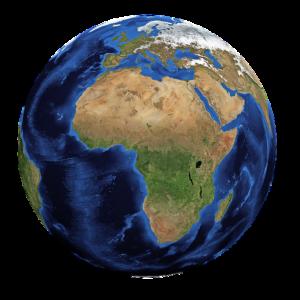 Abwasseraufbereitung - Unsere Erde aus dem Wektall